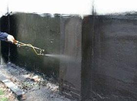 гидроизоляция подвала